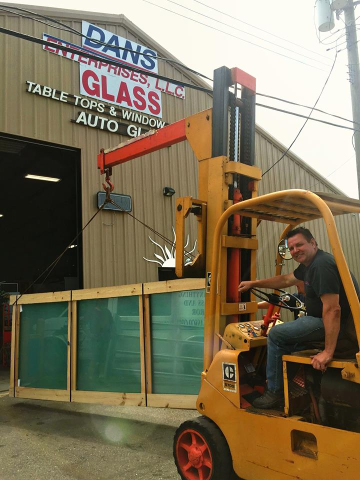 Dan's Enterprises | Glass & Mirror Shop – Grosse Pointe Farms, MI